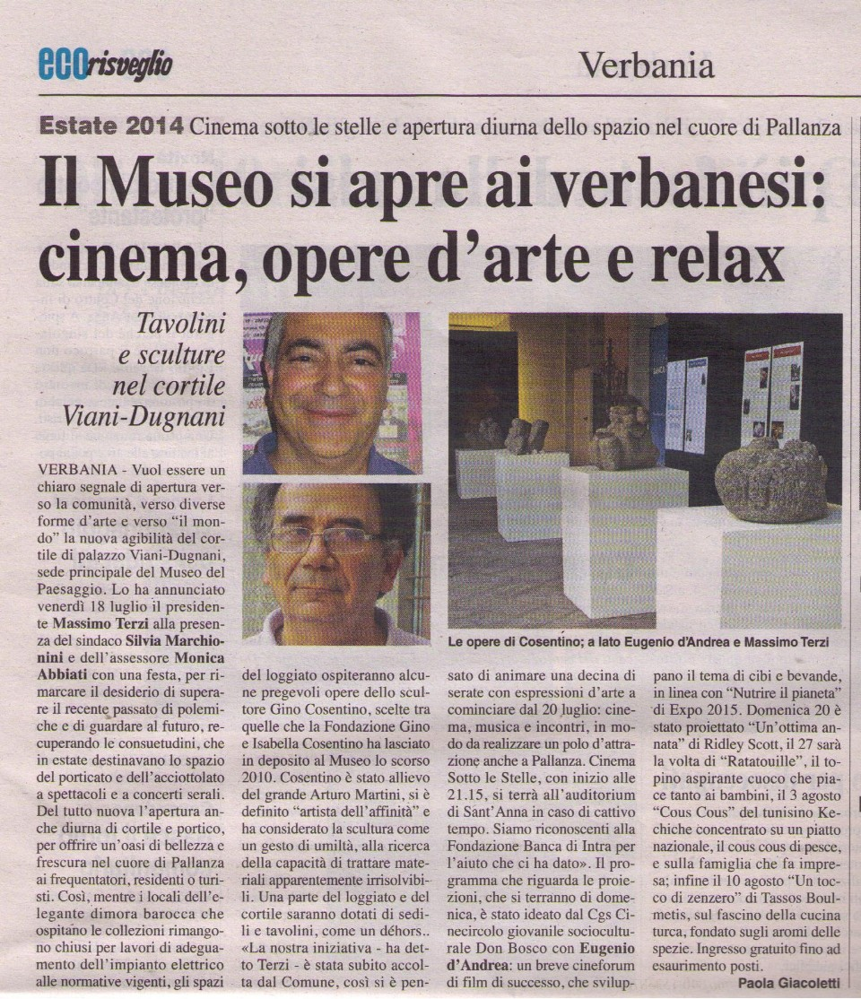 CINEMA SOTTO LE STELLE
