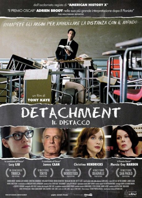 DETACHMENT  IL DISTACCO