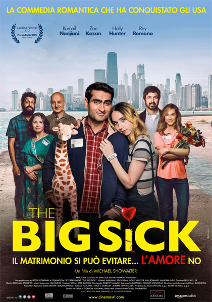 THE BIG SICK IL MATRIMONIO SI PUO' EVITARE