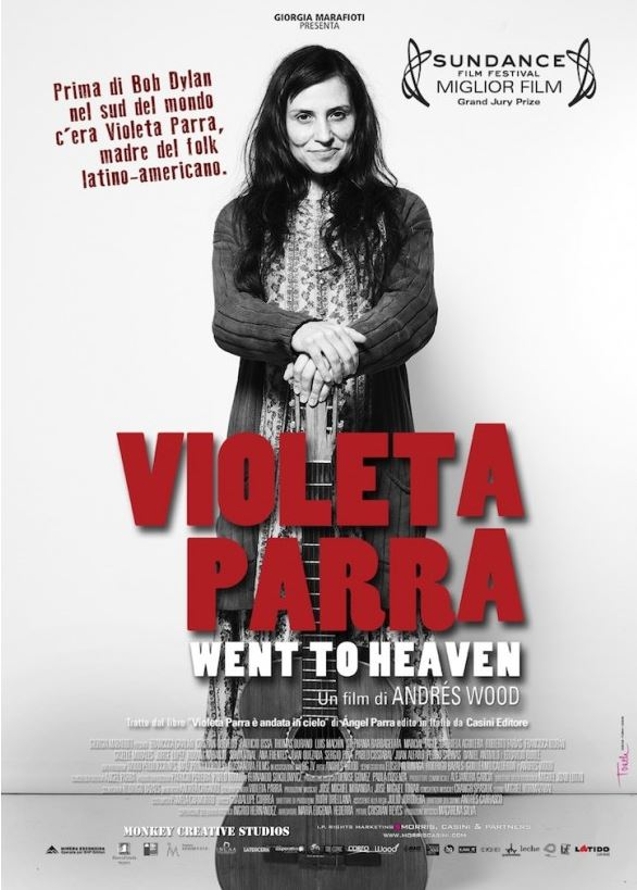 VIOLETA PARRA WENT TO HEAVEN